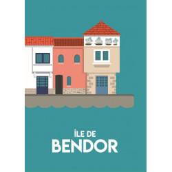 Bendor - poster