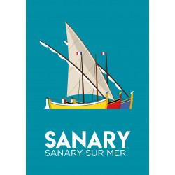 Sanary - poster
