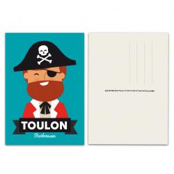 Pirate - carte
