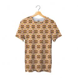 Tee shirt bachi carré écru