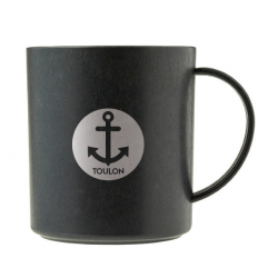 Mug ancre - fibre