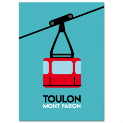 Cable car - poster