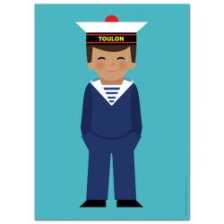 Marine boy full - poster