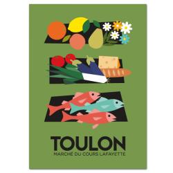 Market - poster