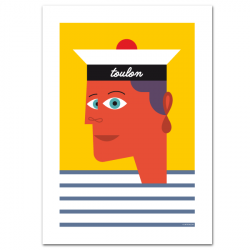 Pi' matelot - poster