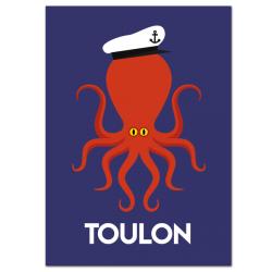 Octopus - poster