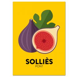 Figue de Solliès - affiche