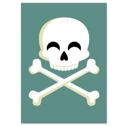 Skull - poster