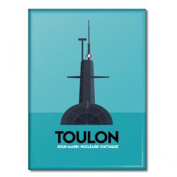 Nuclear submarine - Magnet