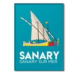 Sanary - Magnet