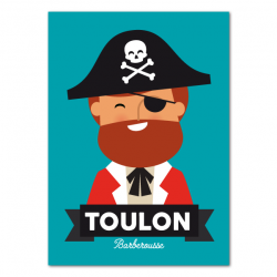 Pirate - poster