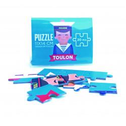 Puzzle 20 pièces Mousse