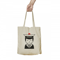 Tote bag Mousse