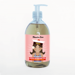 Liquid soap Marine girl