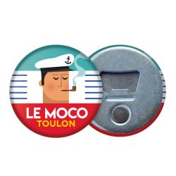 décapsuleur aimanté Le Moco
