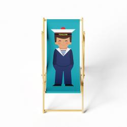 Lounge chair Sailor