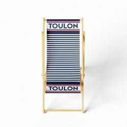 Sailor's stripes Lounge chair