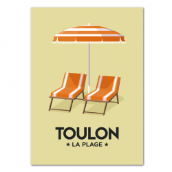 Beach - poster