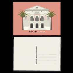 Opéra - carte