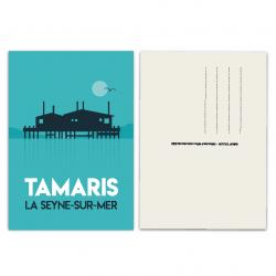 Tamaris - carte