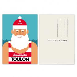 Santa Claus - card