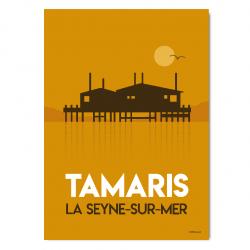 Tamaris noon - poster