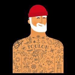 Tatoulonnais - poster
