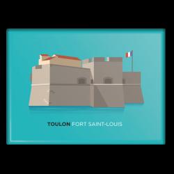 St Louis - Magnet