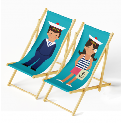 Pairs of Lounge chair...