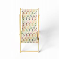 Rainbow Anchors Lounge chair