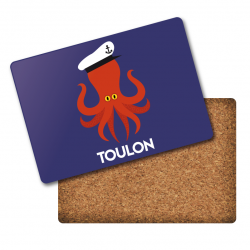Table set Octopus