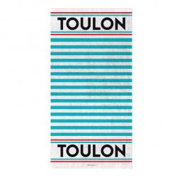 Towel blue lines