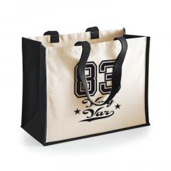 Cabas shopping Very Var 83