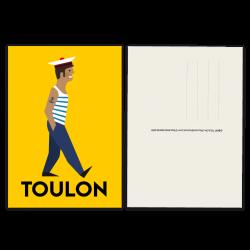 Toulonnais - carte