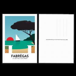 Fabrégas - carte