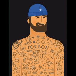 Daddy Tatoulonnais - poster