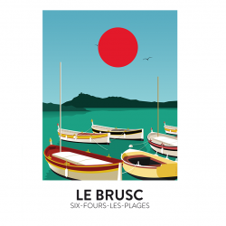 Le Brusc - poster