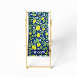 Lounge chair Lemon tree