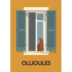 Ollioules - poster